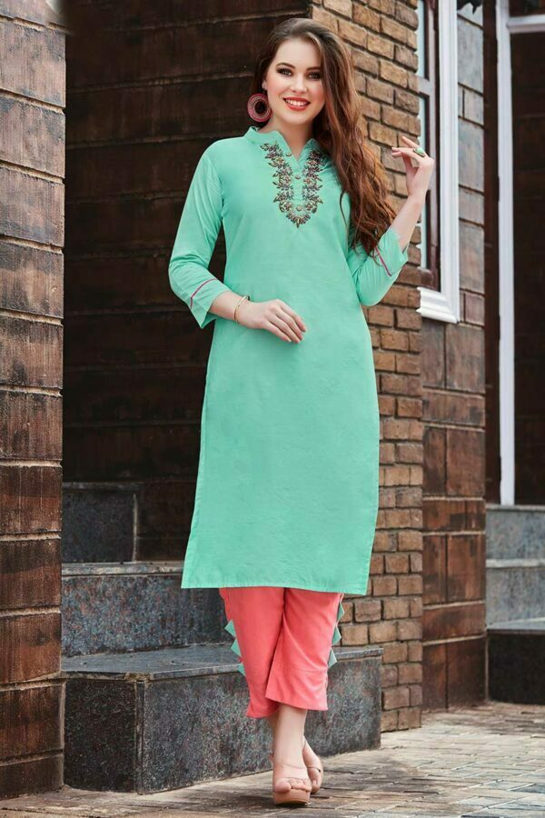 new collection of kurti with pants