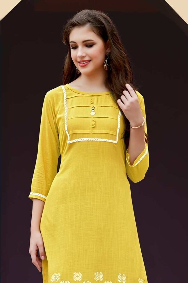 Buy Kurti Online with pant