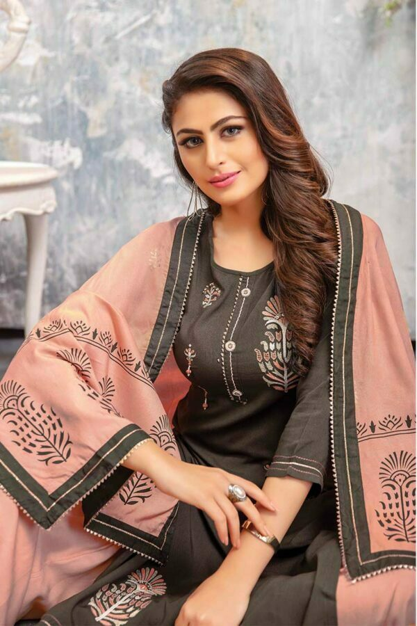 Sharara suit for women